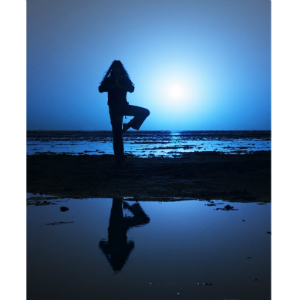 night yoga